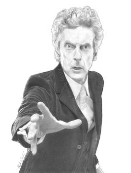 Commission: The Twelfth Doctor