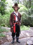 Pirate coustume