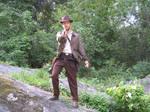 Indiana Jones gun
