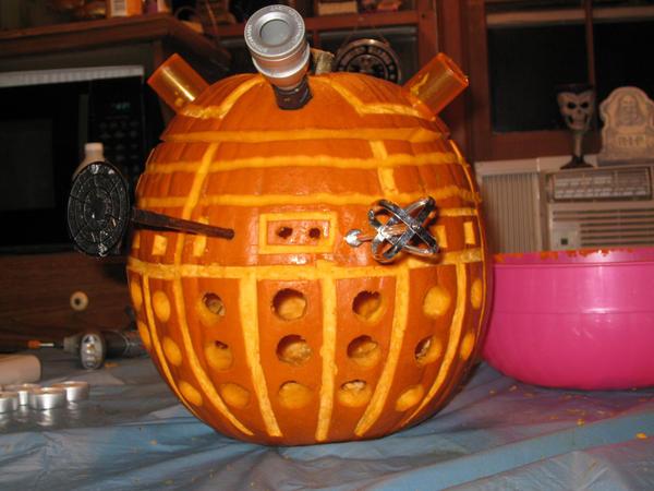 Dalek-o-lantern2 by mordacil