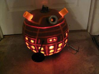 Dalek-o-lantern1 by mordacil