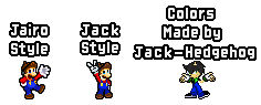 My Style and Jack Style