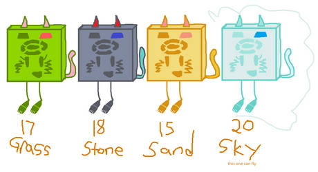 REMOTE BLOCKSONAS ADOPTABLES #2 [CLOSED]