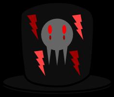 new spooky hat asset xdddddddddddd by TheNewBGGAMING