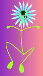 cotton flower redrawn again lol by TheNewBGGAMING