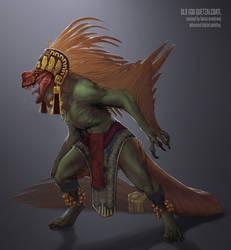 FINAL Quetzalcoatl by Baelgrave