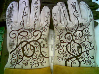 Glove Art 2.1 by Salquendor