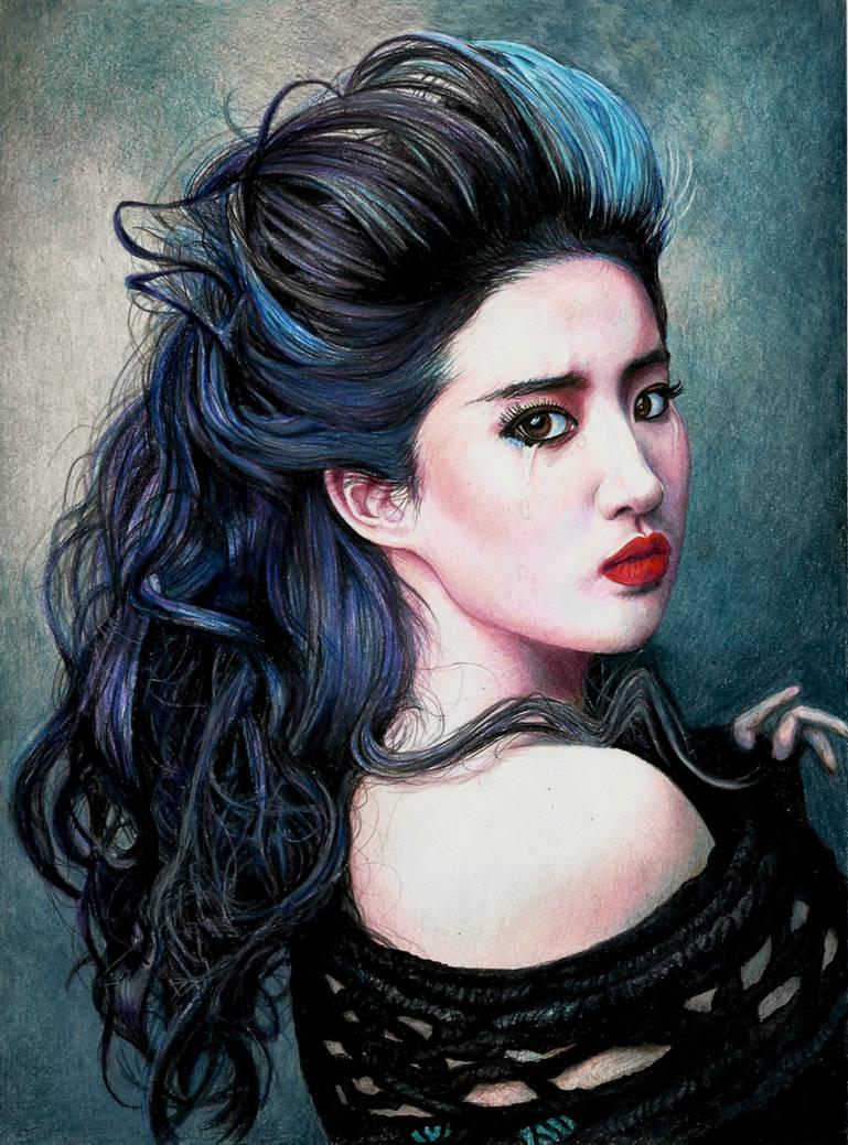 Liu Yifei by Pevansy