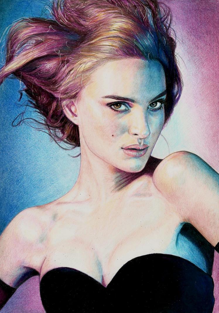 Natalie Portman by Pevansy