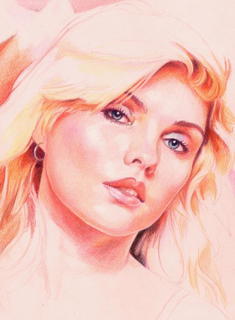 Debbie Harry by Pevansy