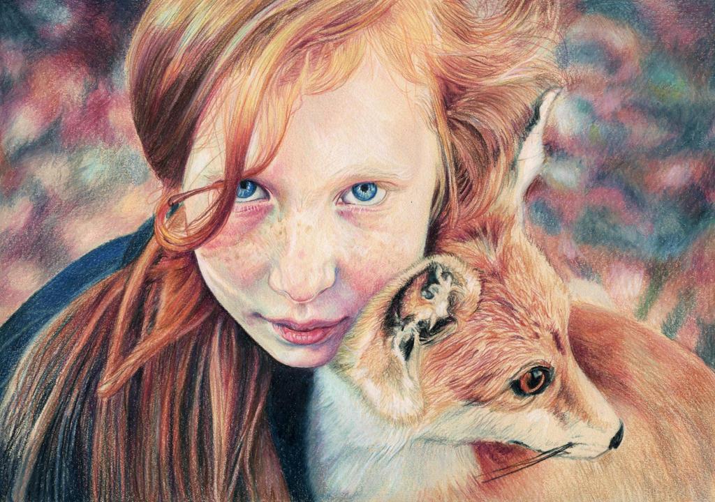 Friends Reference by Bara Vavrova by Pevansy