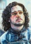 Jon Snow by Pevansy