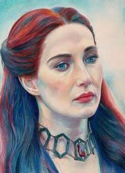The Red priestess - Melisandre