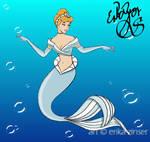 Pinup Mermaids: Cinderella