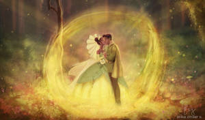 You Just Kissed Yourself a Princess by glimpen