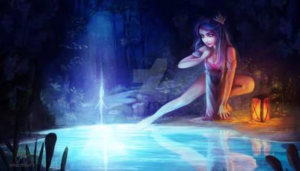 The Lake Spirit