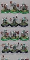 Irish Krielwarriors