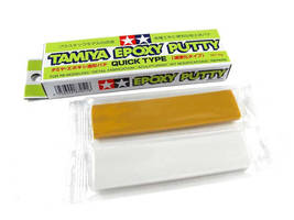 Tamiya putty (my instrument)