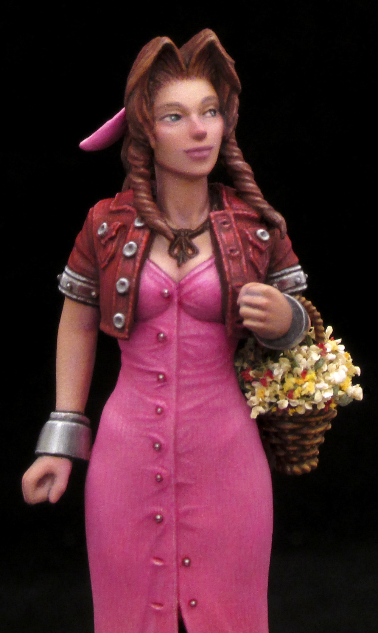 Aeris, the flower girl (2) by NavigatorCat
