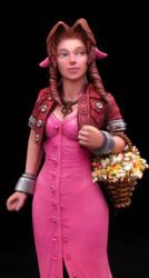 Aeris, the flower girl (1)