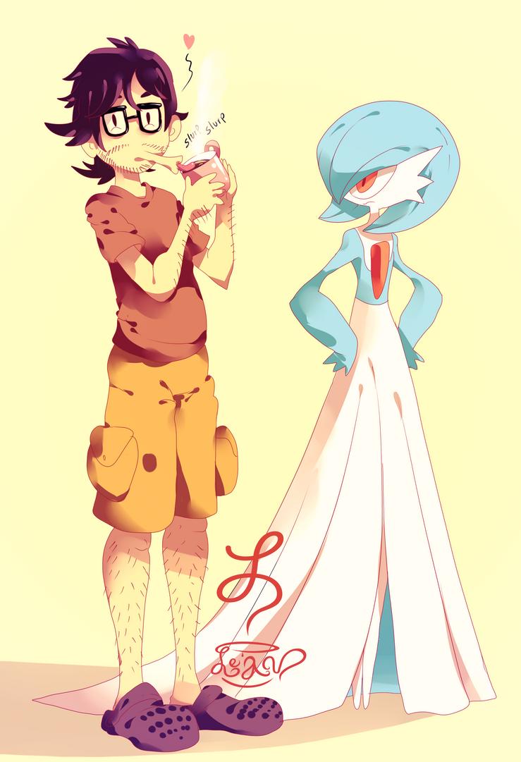 Me And Gardigari by Le-av