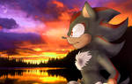 Fire of Shadows .: R e m a k e :. by SJ-The-Hedgie