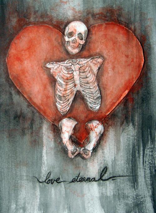 eternal love by luxxsuxx