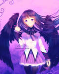 The Angel of Despair by Luminosity-Shade