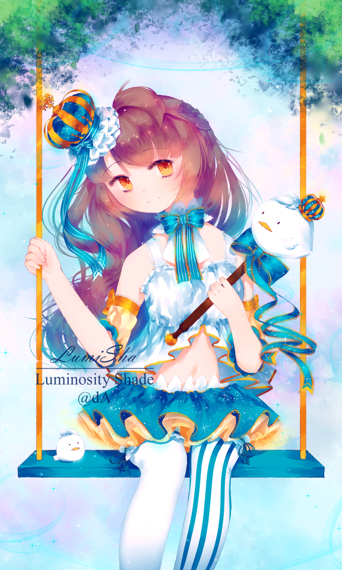 Minami Kotori by Luminosity-Shade