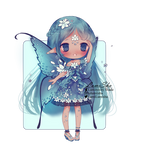 {CLOSED TY!  Adopt Set Price} Lily Fairy
