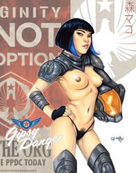 Erotic Earth Mako Mori - Winner 2014 by TCatt