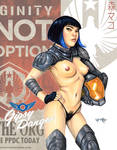 Erotic Earth Mako Mori - Winner 2014 by TCatt