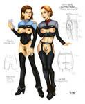 Erotic Earth Star Trek #4: DS9/Voyager by TCatt