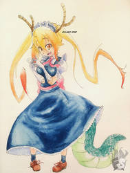 Tohru Aquarell