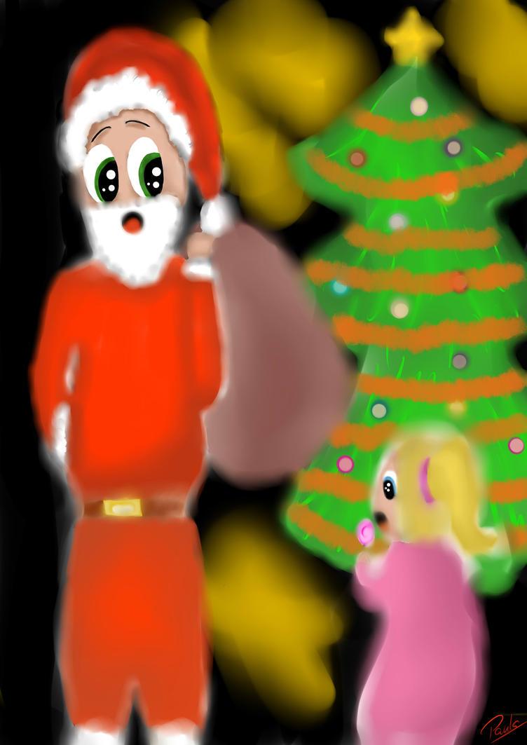 Santa Claus by TesterkaGier