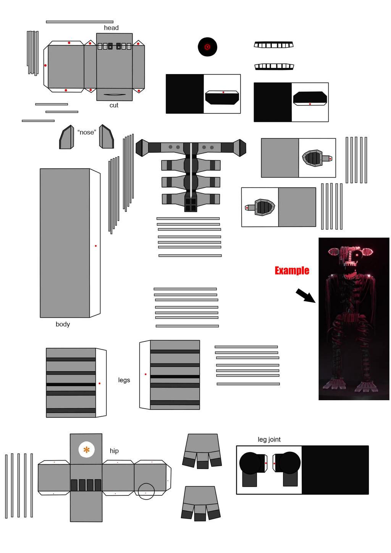 Tjoc Sm Papercraft Endo F By Aknupheap On Deviantart