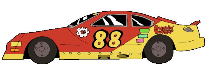 Bobbie Fletcher Racecar Full Body by aknupheap