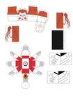 TFC Baby Papercraft 1