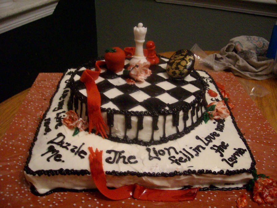 Birthday Cake Twilight