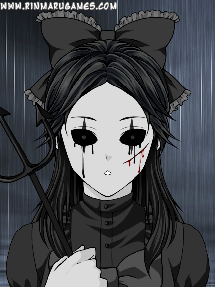 Mega anime avatar creator black and white by - Black and white anime pictures ...