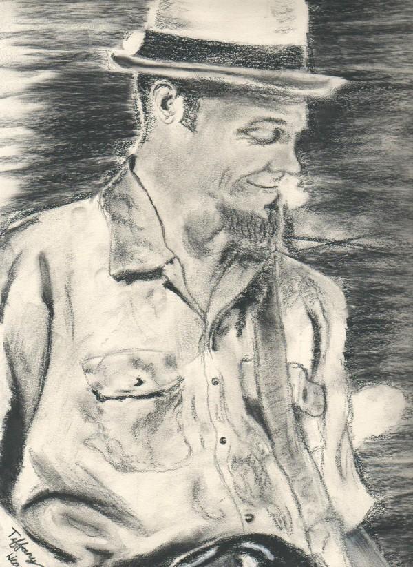 Tony Redman Portrait by TiffanyChristine