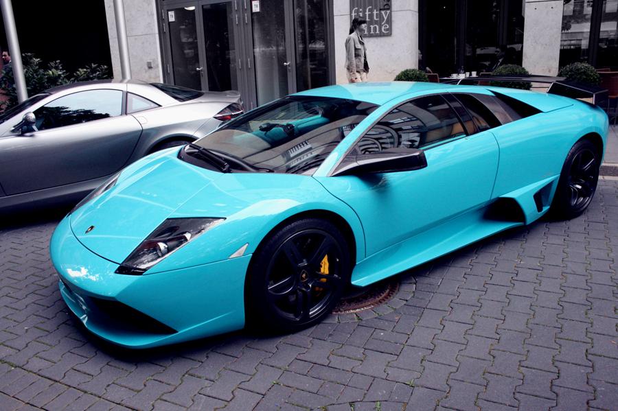 Who Owns Lamborghini Car Company