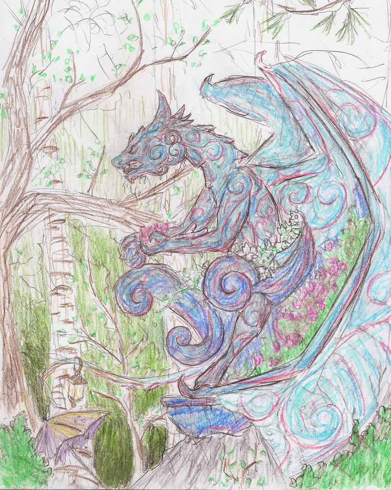 Garden Guardian by shadowshot9