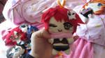 Yoko plushie~ by fatelinkstheetome