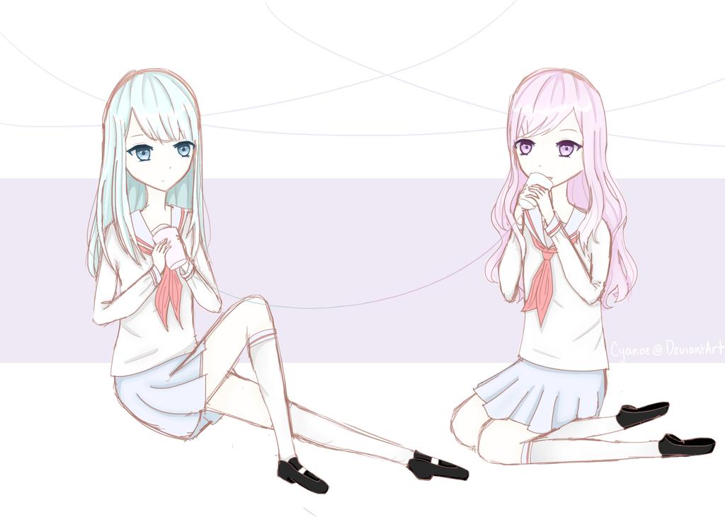 Sketch by Cyanoe
