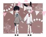 [CE] twin buns