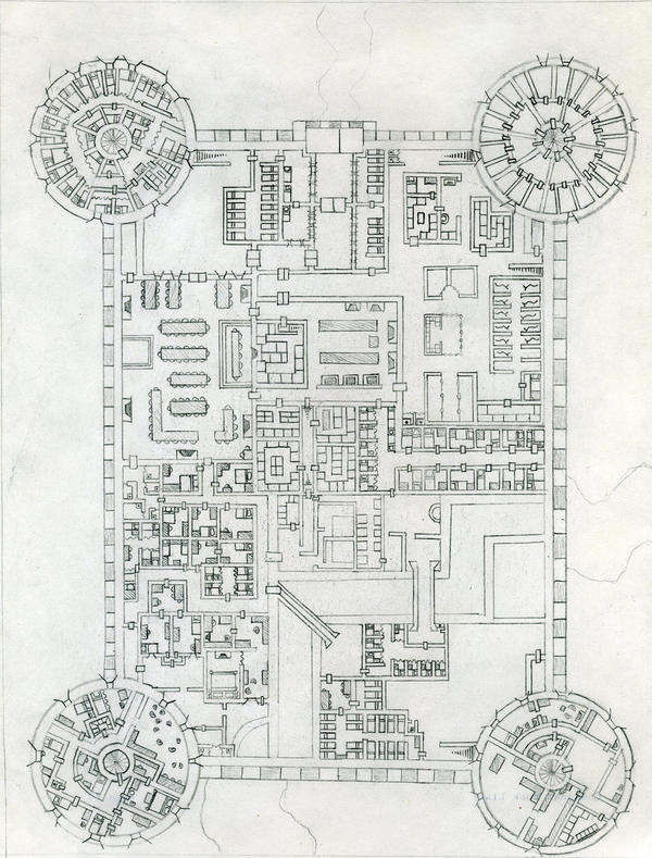 ROS - Castle plan by rueyeet on DeviantArt