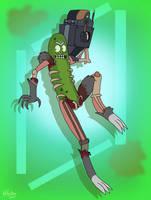 Pickle Rick by SplatPad