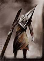 White Hunter by TheRyuOG