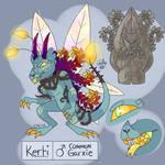 Garxie MYO #12 - Kerti